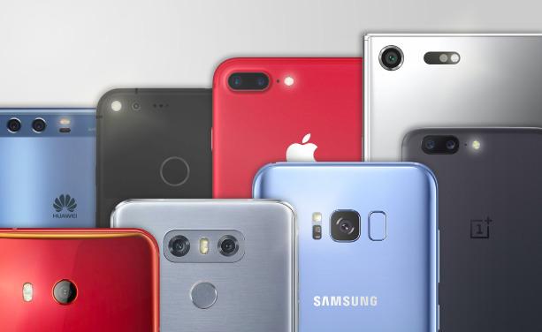 手机有几个后置摄像头是你能接受的极限?