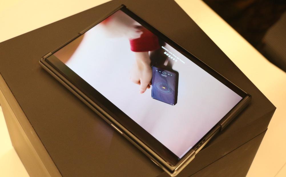 你认为未来手机屏幕的形态会是什么样的?